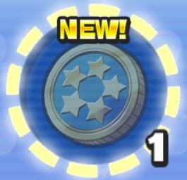 5つ星コイン