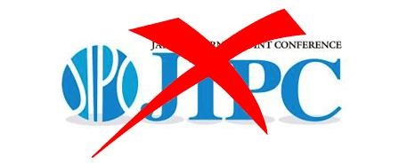 JIPC脱退