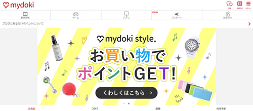 mydoki(マイドキ)
