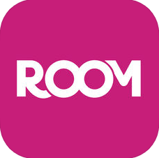 ROOMロゴ