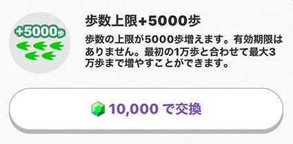 上限3万歩