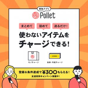 Pollet友達紹介